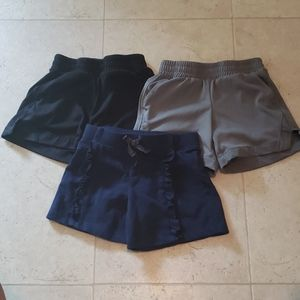 Lot of girls shorts